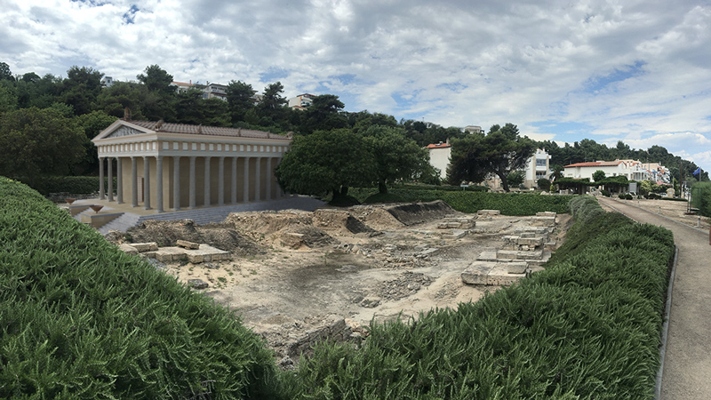 culture lab 3d digital reconstruction ammon zeus temple kallithea halkidiki 800x450